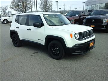 2017 Jeep Renegade for sale in Spokane, WA