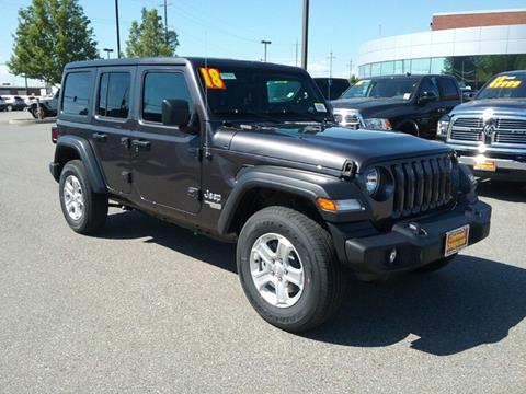 jeep wrangler unlimited for sale in spokane wa. Black Bedroom Furniture Sets. Home Design Ideas