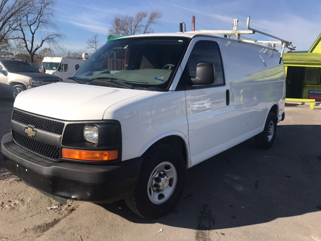 2013 Chevrolet Express Cargo For Sale In Houston TX