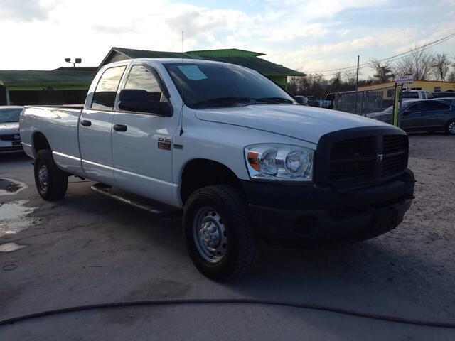 Used dodge ram pickup 2500 for sale in houston texas for Mega motors houston tx