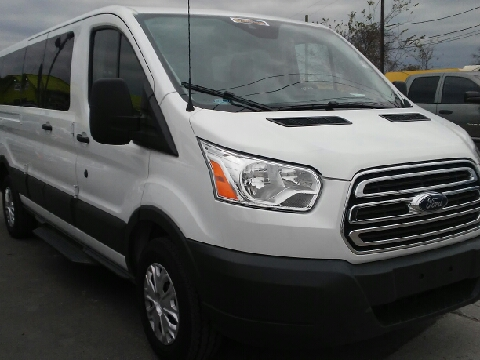passenger vans for sale in texas