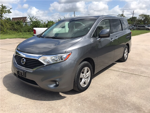2014 Nissan Quest for sale in Houston, TX