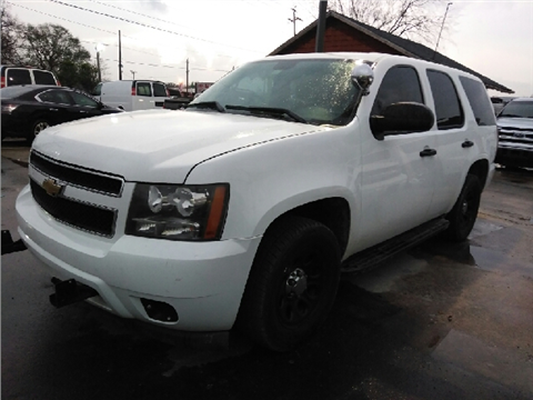 2009 Chevrolet Tahoe for sale in Houston, TX