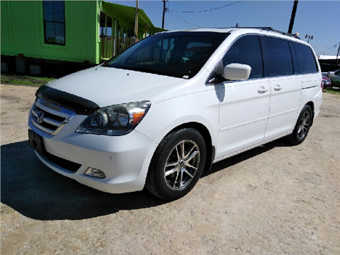 2007 Honda Odyssey for sale in Houston, TX