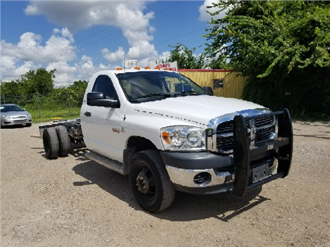 2010 Dodge Ram Chassis 3500 for sale in Houston, TX