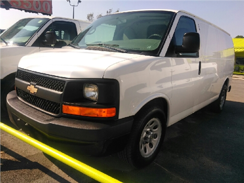 2014 Chevrolet Express Cargo for sale in Houston, TX