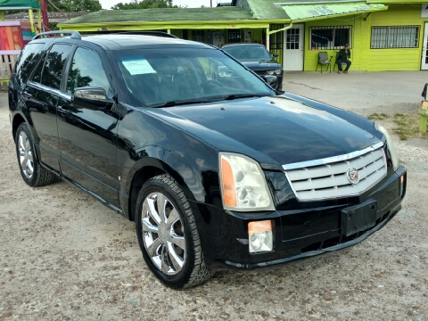 2007 Cadillac SRX for sale in Houston, TX