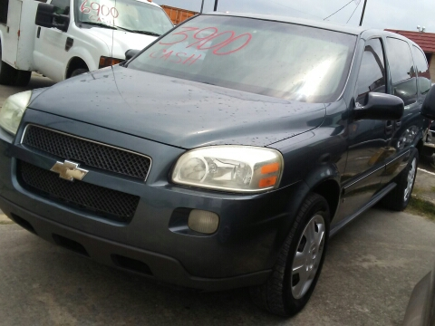 2006 Chevrolet Uplander for sale in Houston, TX