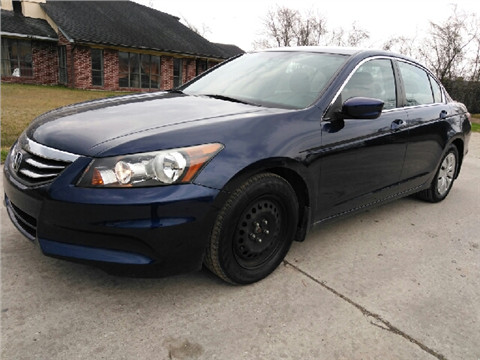 2012 Honda Accord for sale in Houston, TX