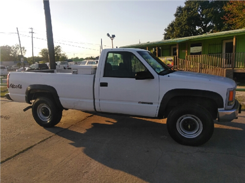 2000 Chevrolet C/K 2500 Series for sale in Houston, TX