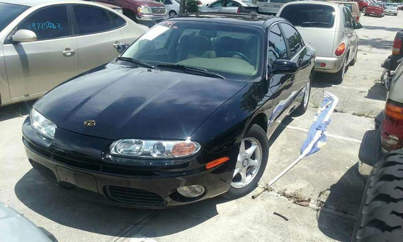 used oldsmobile aurora for sale in florida. Black Bedroom Furniture Sets. Home Design Ideas