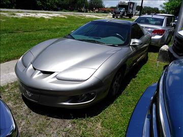 1999 Pontiac Firebird for sale in Sarasota, FL