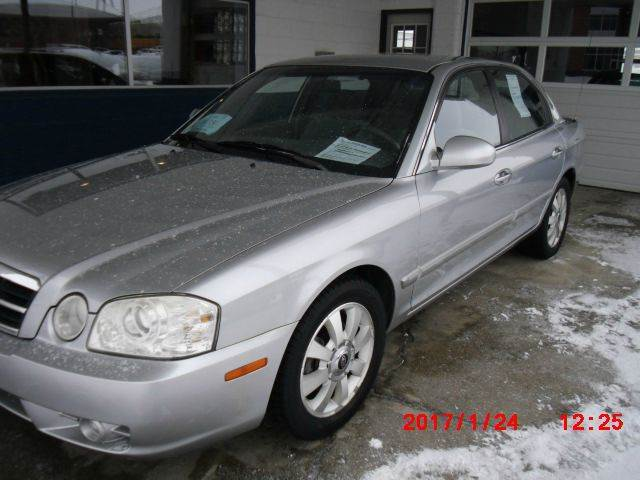 2005 Kia Optima LX V6 4dr Sedan - Aberdeen SD