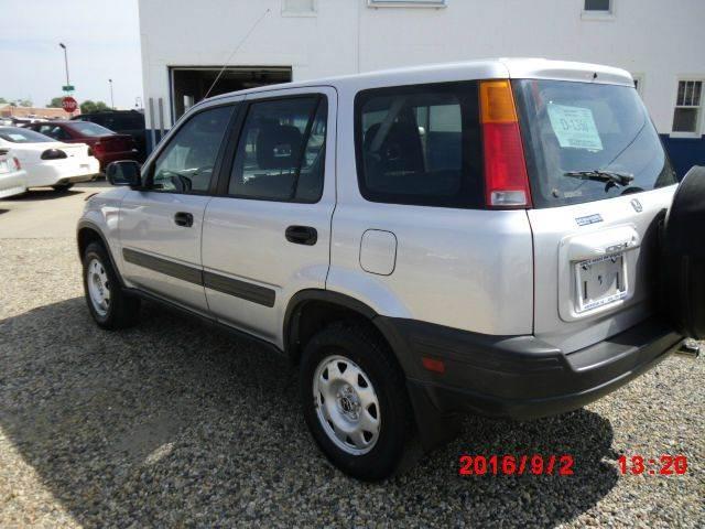 1999 Honda CR-V LX 4dr SUV - Aberdeen SD