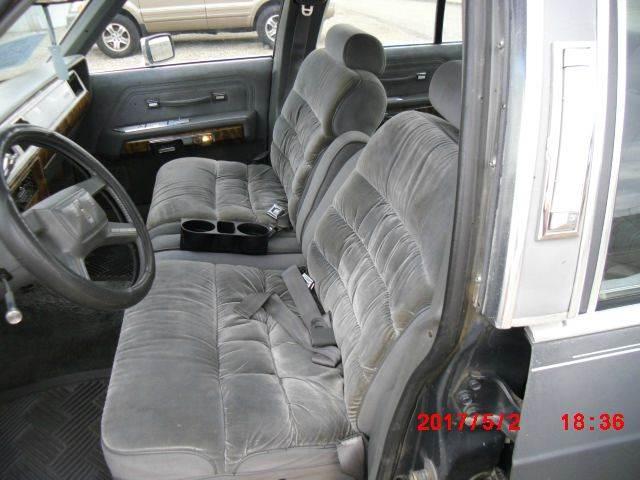 1986 Mercury Grand Marquis LS 4dr Sedan - Aberdeen SD