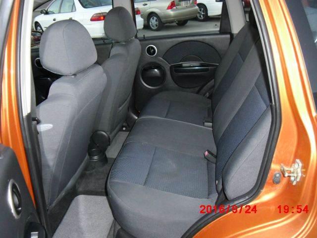 2007 Chevrolet Aveo 5 LS 4dr Hatchback - Aberdeen SD