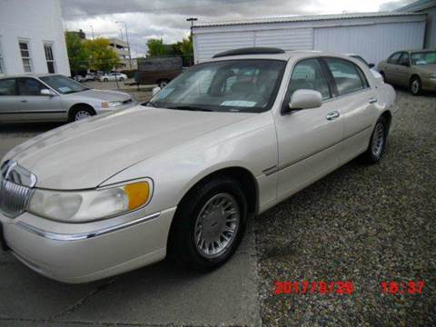 1999 Lincoln Town Car for sale in Aberdeen, SD