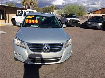 2009 Volkswagen Tiguan for sale in Apache Junction, AZ