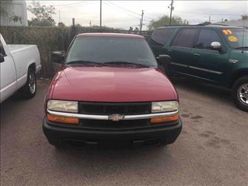 1999 Chevrolet S-10 for sale in Apache Junction, AZ
