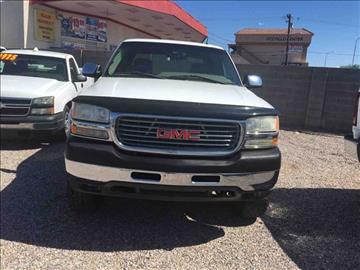 2001 GMC Sierra 2500HD for sale in Apache Junction, AZ