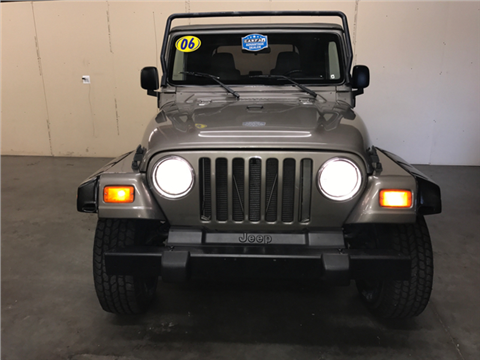 2006 Jeep Wrangler for sale in Fishers, IN