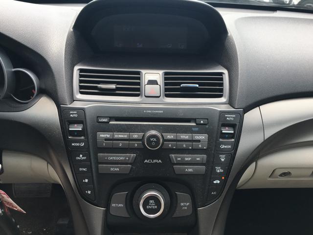 2013 Acura TL Base 4dr Sedan - Indian Orchard MA