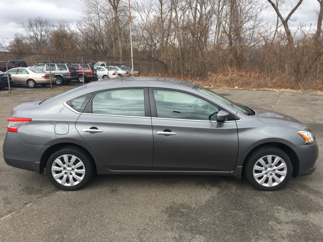 2015 Nissan Sentra SV 4dr Sedan In Indian Orchard MA - New Look Auto ...