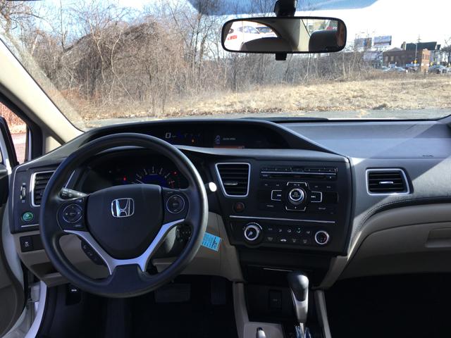 2014 Honda Civic LX 4dr Sedan CVT - Indian Orchard MA