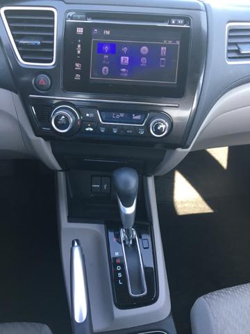 2014 Honda Civic EX 4dr Sedan - Indian Orchard MA