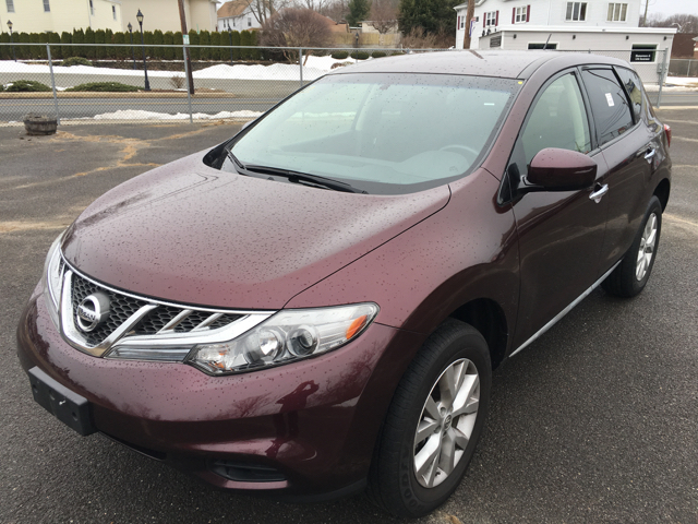 2013 Nissan Murano S AWD 4dr SUV - Indian Orchard MA