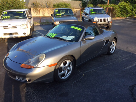 2001 Porsche Boxster for sale in Fayetteville, NC