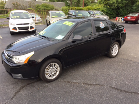 2010 Ford Focus for sale in Fayetteville, NC
