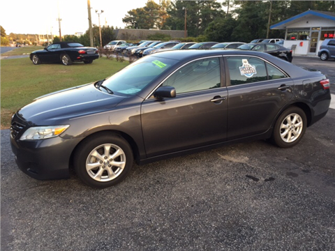Toyota Camry For Sale in Fayetteville NC  Carsforsalecom