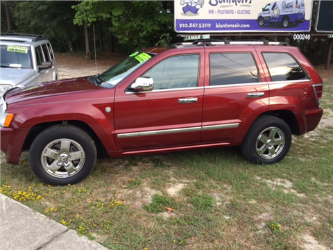 2007 Jeep Grand Cherokee for sale in Fayetteville, NC