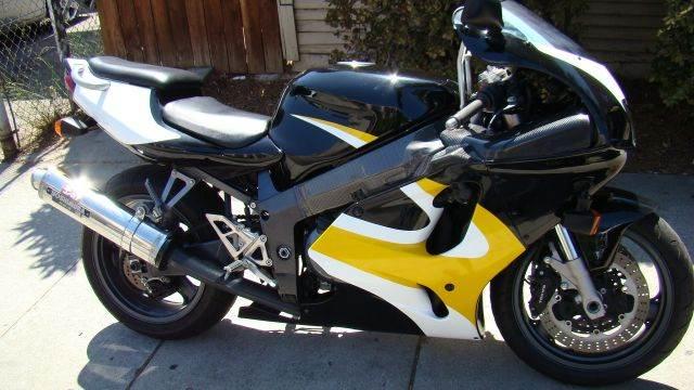 2001 Kawasaki ZX-7R