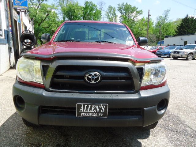 used 2006 toyota tacoma base 2dr regular cab 4wd sb in pennsboro wv at allen 39 s pre owned autos. Black Bedroom Furniture Sets. Home Design Ideas