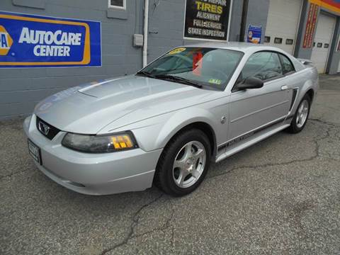 2004 Ford Mustang for sale in Pennsboro, WV