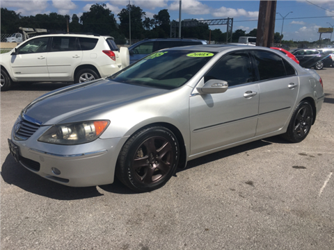 2005 Acura RL for sale in San Antonio, TX