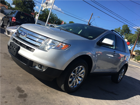 Used 2010 ford edge for sale texas for Bayer motor company ford