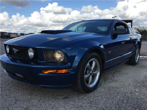 2006 ford mustang for sale san antonio tx. Black Bedroom Furniture Sets. Home Design Ideas