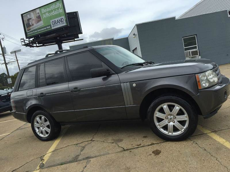 2006 land rover range rover hse 4dr suv 4wd in chesapeake. Black Bedroom Furniture Sets. Home Design Ideas