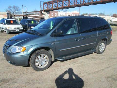 2007 chrysler town and country for sale in poughkeepsie ny. Black Bedroom Furniture Sets. Home Design Ideas