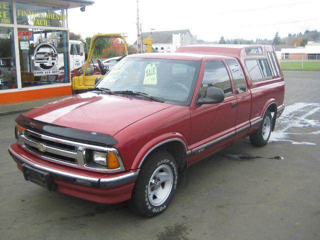 1995 Chevrolet S10