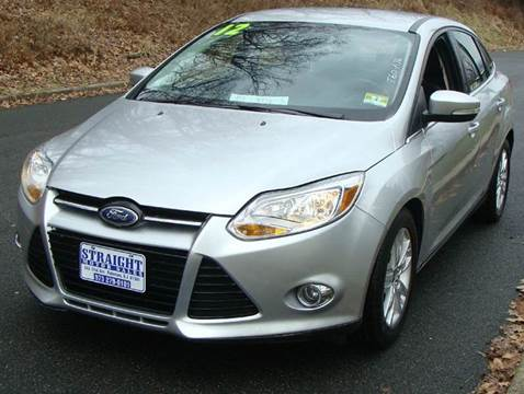 2012 Ford Focus for sale in Paterson, NJ