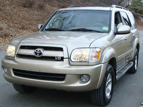 2007 Toyota Sequoia For Sale Carsforsale Com