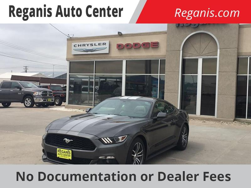 2017 ford mustang in scottsbluff ne reganis auto center. Black Bedroom Furniture Sets. Home Design Ideas