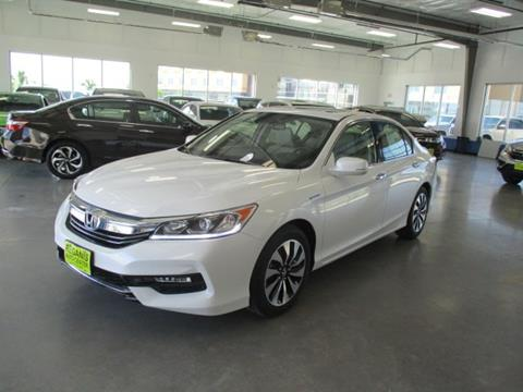 2017 Honda Accord Hybrid for sale in Scottsbluff NE