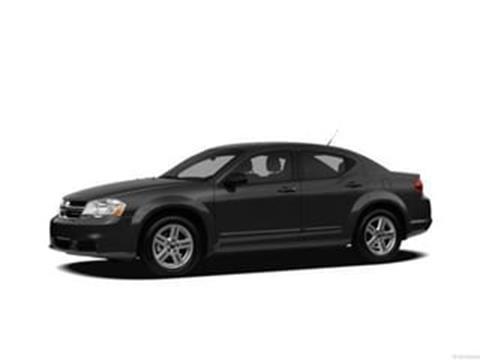 2012 Dodge Avenger for sale in Scottsbluff NE