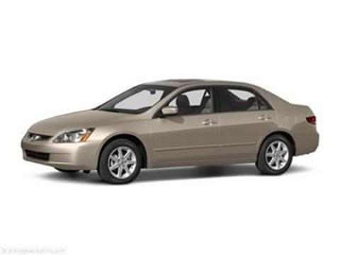 2004 Honda Accord for sale in Scottsbluff NE