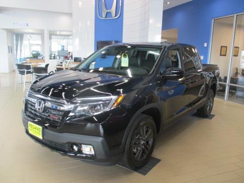 2017 Honda Ridgeline for sale in Scottsbluff NE